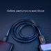 Светящийся по всей длине кабель Baseus Glowing Data Cable Lightning/USB (1 м)