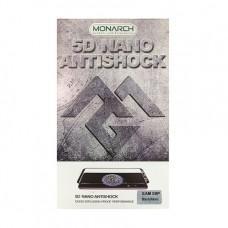 Гидрогелевая защита Monarch 5D Nano Antishock Glass для iPhone XR
