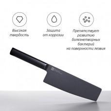 Набор кухонных ножей 2 в 1 Xiaomi Huo Hou Black Heat Knife Set