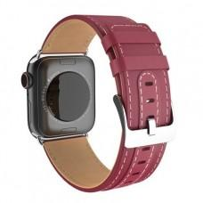 Кожаный ремешок Hoco WB04 Duke Series для Apple Watch 42/44mm