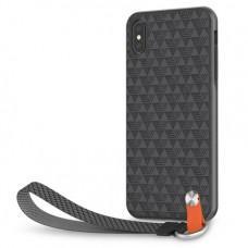 Защитный чехол с ремешком на запястье Moshi Altra для iPhone XS Max