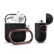 Защитный чехол с карабином Elago Hang case для AirPods