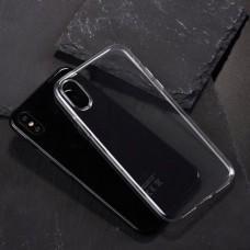 Полиуретановый чехол Hoco Transparent TPU для iPhone XS Max