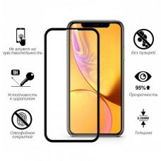 Защитное стекло MOCOLL Black Diamond 2.5D 2-Gen для iPhone XR / 11