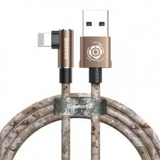 L-образный кабель Baseus Camouflage Mobile Game Cable Lightning/USB (2 м)