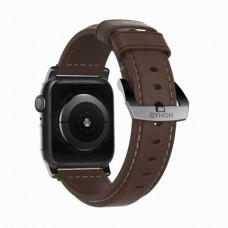 Ремешок Nomad Classic Strap для Apple Watch 38/40mm Rustic Brown