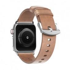 Ремешок Nomad Modern Strap для Apple Watch 38/40mm Brown
