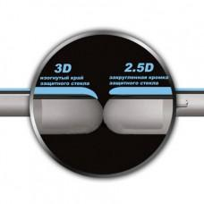 Защитное стекло MOCOLL Storm 2.5D для Samsung A70 Black