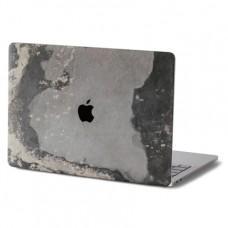 Накладка из камня relic form Mineral Cover Black для MacBook 12