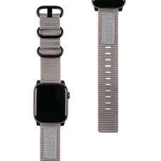 Ремешок UAG NATO для Apple Watch 42/44mm Серый / Gray