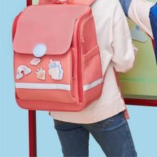 Детский рюкзак Xiaomi Childish Fun Burden Reduction Bag Pink