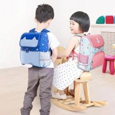 Детский рюкзак Xiaomi Xiaoyang Children School Bag Light Weight Protect Spine Pink