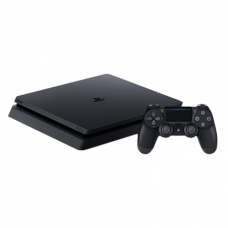 Игровая приставка Sony PlayStation 4 Slim 1Tb Black