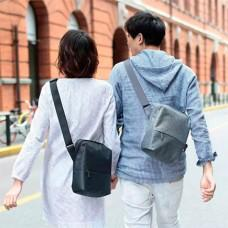 Рюкзак Xiaomi Mi 90 Points Basic Urban Shoulder Bag Light Grey