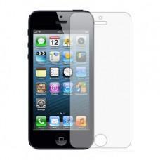 Защитная глянцевая плёнка Deppa для iPhone SE