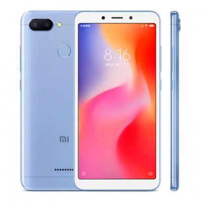 Смартфон Xiaomi Redmi 6 3/32GB Blue