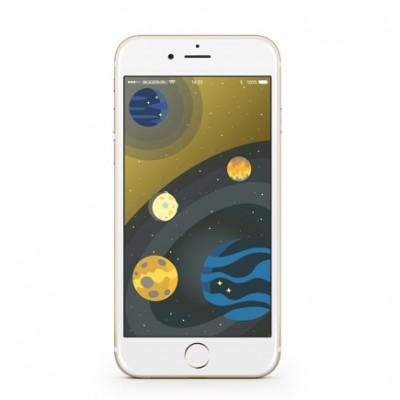 Apple iPhone 6S 64Gb Gold Официально восстановленный