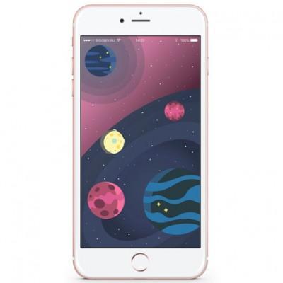 Apple iPhone 6S Plus 128Gb Rose Gold Официально восстановленный