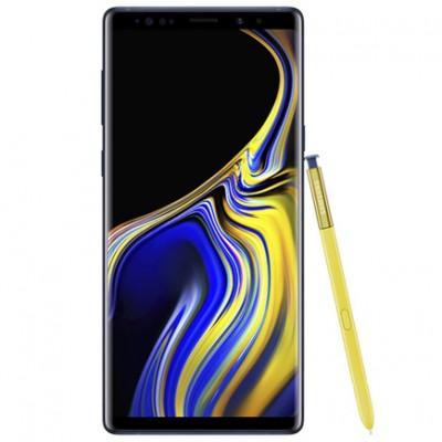 Смартфон Samsung Galaxy Note 9 128 GB Ocean Blue / Индиго