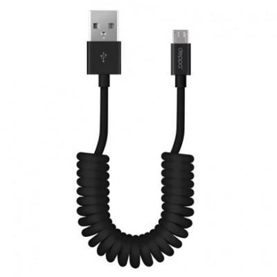 Витой кабель Deppa Micro-USB/USB (1,5 м)
