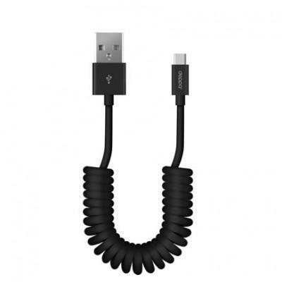 Витой кабель Deppa USB-C/USB (1,5 м)