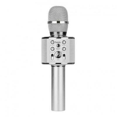 Караоке-микрофон Hoco Premium Wireless Microphone BK3