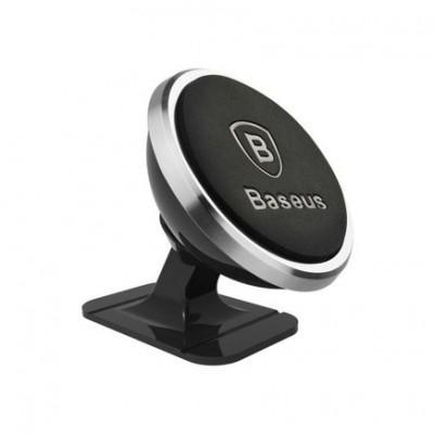 Автомобильный магнитный держатель Baseus 360-Degree Rotation Magnetic Mount Holder