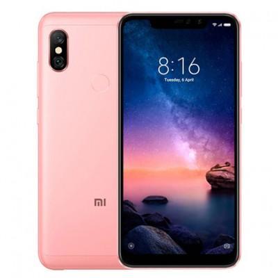 Смартфон Xiaomi Redmi Note 6 Pro 4/64Gb Pink / Розовый