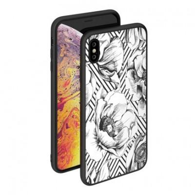 Чехол Deppa Glass Case для Apple iPhone XS Max