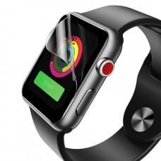 Гидрогелевая защита на экран ROCK Hydrogel Screen Protector для Apple Watch 42mm 2шт.