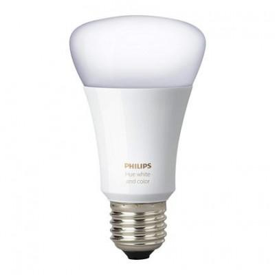 Умная лампочка Philips Hue White and Color Ambiance A19 60W Equivalent LED Smart Bulb
