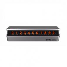 Временная карта парковки Xiaomi Bcase TITA Temporary Parking Card