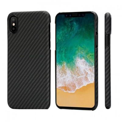 Чехол Pitaka Aramid MagCase Twill для iPhone XS Black-Grey