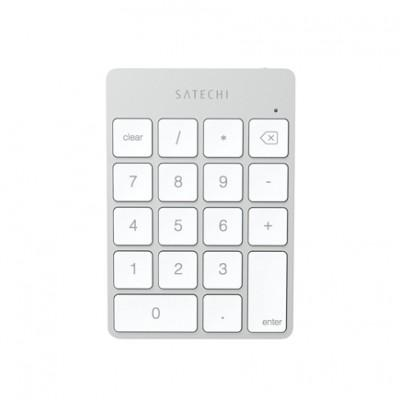 Беспроводная клавиатура Satechi Slim Rechargeable Aluminum Bluetooth Keypad