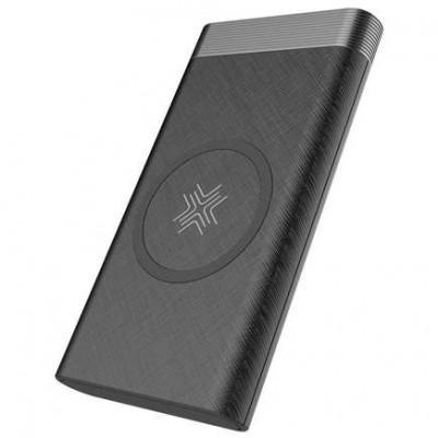 Портативный аккумулятор ROCK Wireless Charging Powerbank 10000 mAh USB + Type-C