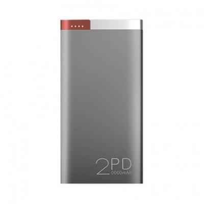 Портативный аккумулятор ROCK Odin PD QC3.0 Powerbank 20000 mAh USB + Type-C