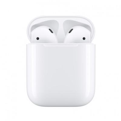 Наушники Apple AirPods в зарядном футляре (2-го поколения)