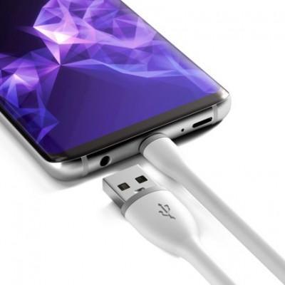 Кабель Satechi Flexible Cable USB-C/USB (15 см)