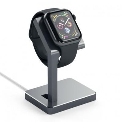 Док-станция Satechi Aluminum Apple Watch Charging Stand для Apple Watch