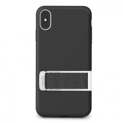 Защитный чехол с ремешком MultiStrap Moshi Capto для iPhone XS Max