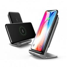 Беспроводная зарядка Baseus Vertical Desktop Wireless Charger