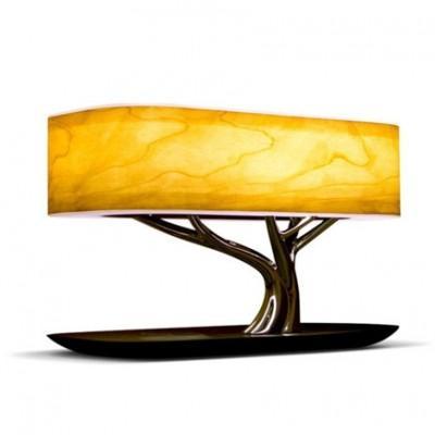 Умный светильник с беспроводной колонкой HomeTree Light Of the Tree