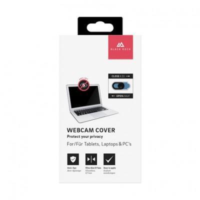 Универсальная шторка для веб-камер Black Rock Webcam Cover