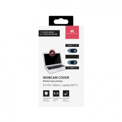 Комплект шторок для веб-камер Black Rock Webcam Cover 2 шт.
