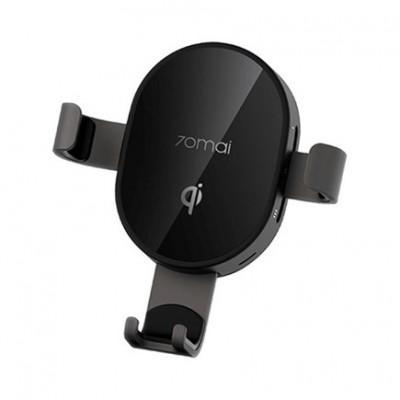 Автомобильный магнитный держатель с беспроводной зарядкой Xiaomi 70mai Midrive PB01