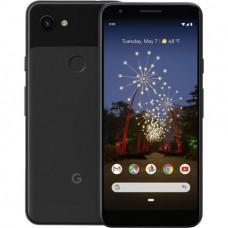 Смартфон Google Pixel 3a 64GB Черный / Black