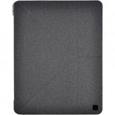 Чехол-обложка Uniq Yorker Kanvas для iPad Pro 12,9 дюйма Черный / Black