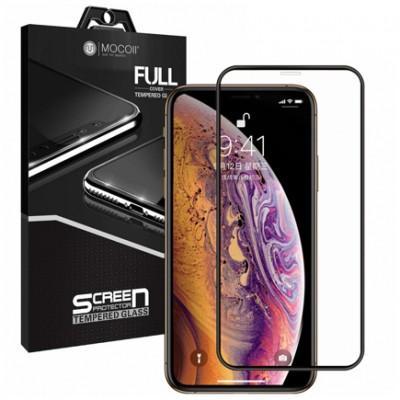 Защитное стекло MOCOLL Black Diamond 2.5D 2-Gen для iPhone XS Max купить со скидкой