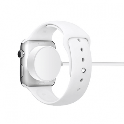 Кабель COTEetCI USB с магнитным креплением для зарядки Apple Watch (1 м)