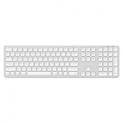 Беспроводная клавиатура Satechi Aluminium Bluetooth Wireless Keyboard with Numeric Keypad ST-AMBKS-RU